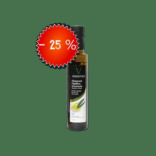 Vergitsis Olivenöl — 250 ml - Sonderaktion
